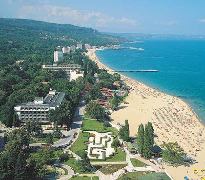 Черное море Болгарии